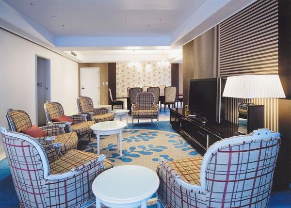 神戸ポートピアホテル スイートルーム